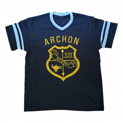 Black Archon Logo Shirt