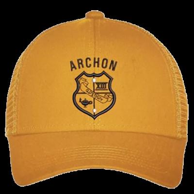 Gold Archon Logo Hat
